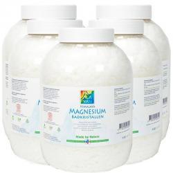 Himalaya 20 kg. magnesium badkristallen