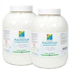 Himalaya 8 kg. magnesium badkristallen