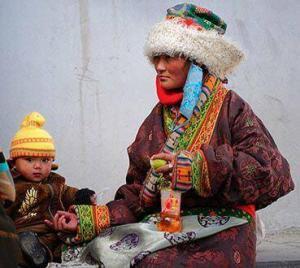 Tibet Himalaya magnesium family