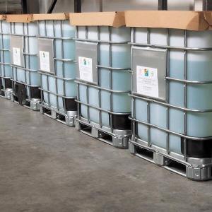 Magnesiumchloride Bulk producten Magnesium 800-liter-cubi-container