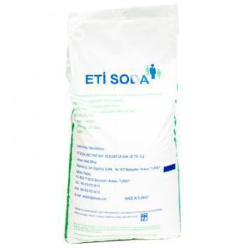 Natriumbicarbonaat owel zuiveringszout in 25 kg zak